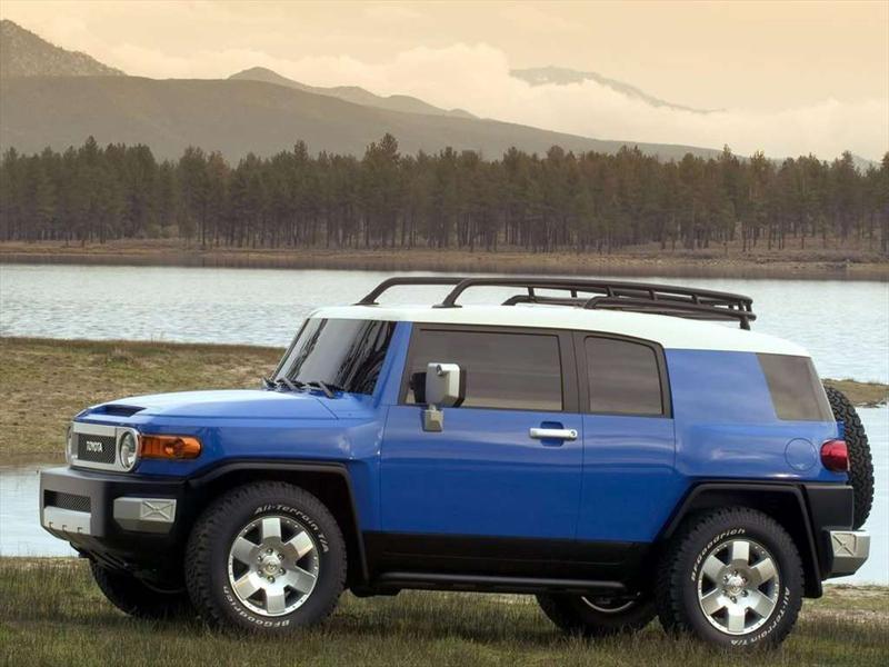 Top 10: Toyota FJ-Cruiser