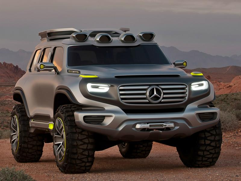 Top 10: Mercedes-Benz Ener-G-Concept