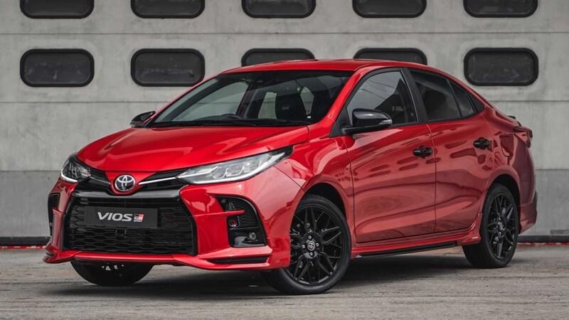 Toyota Yaris GR Sport 2021