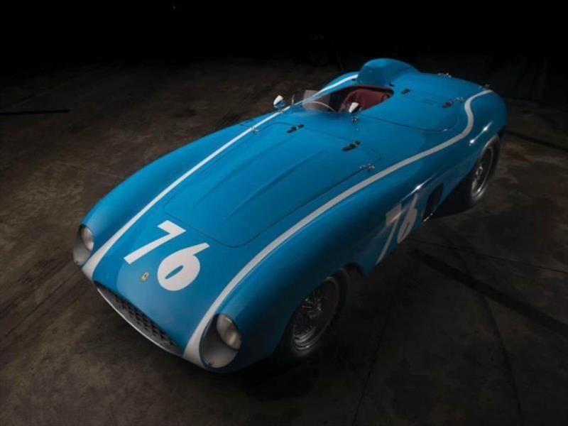 Ferrari 121 LM Spider de 1955