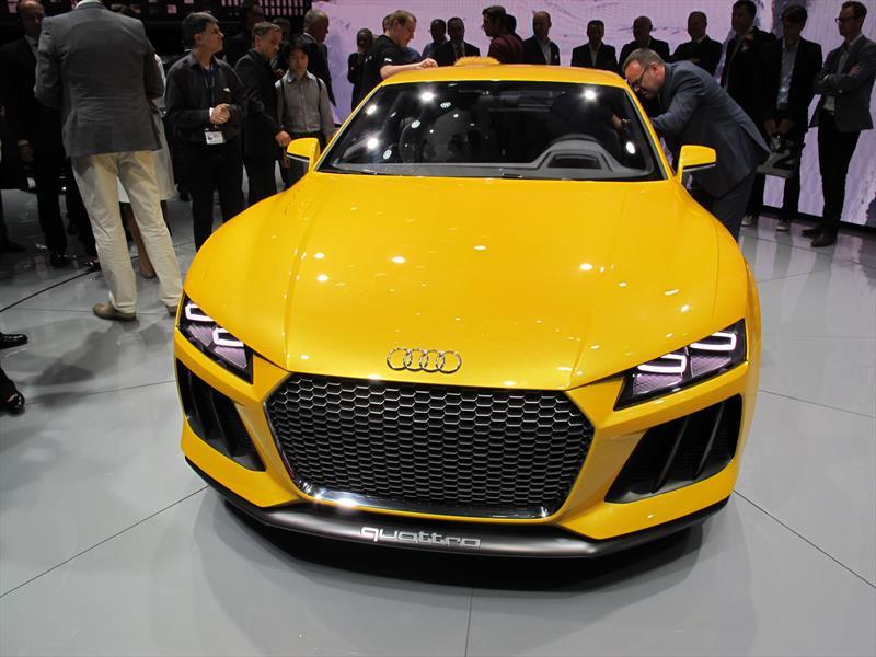 Audi Sport Quattro Concept en Frankfurt