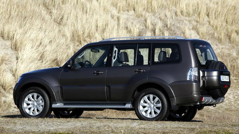 Top 10: Mitsubishi Pajero
