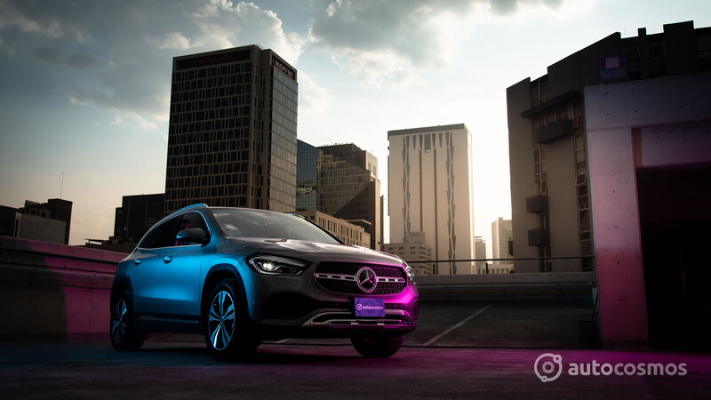 Mercedes-Benz GLA 2021 a prueba