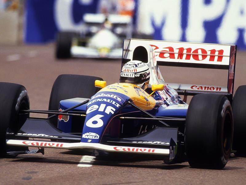 Williams FW14 - Hegemonía Total