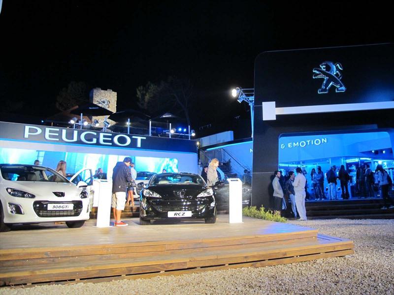 Peugeot en el Verano 2013