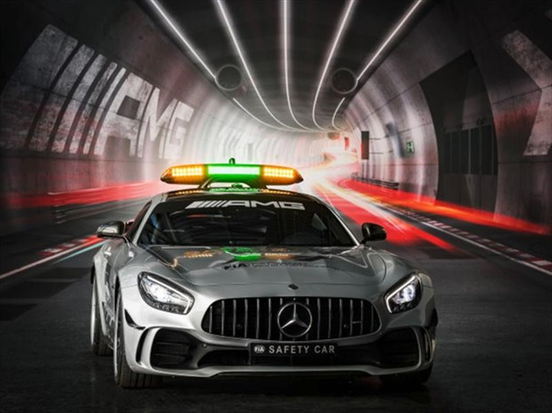 Mercedes-AMG GT R, Safety Car de la F1