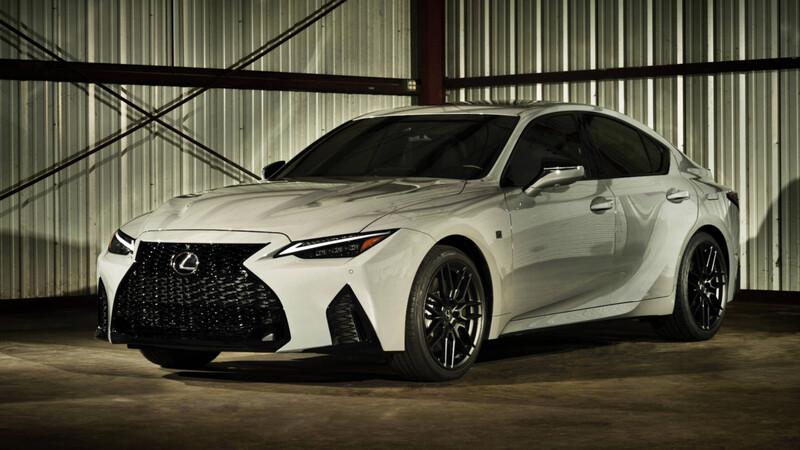 Lexus IS 500 F Sport Performance 2021