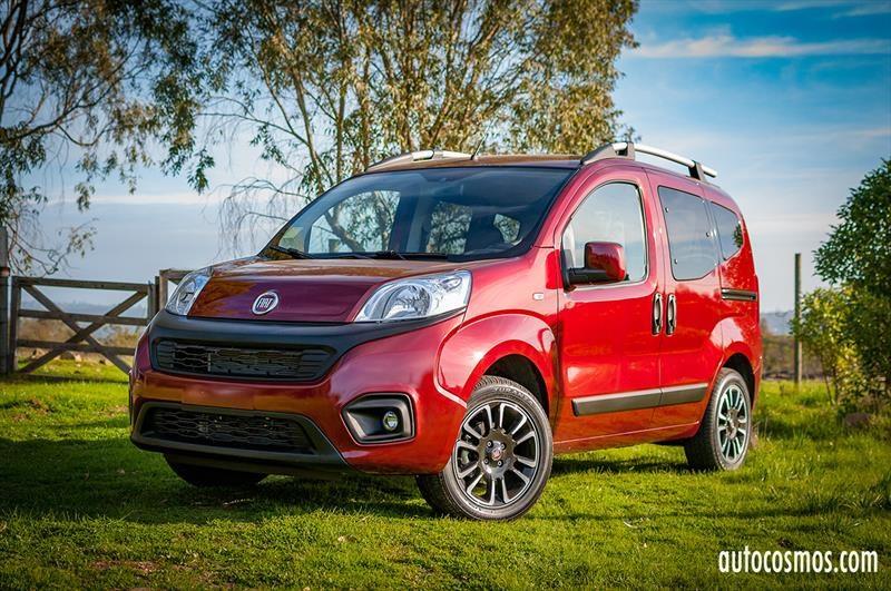Test Drive: Fiat Qubo 2018