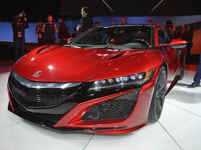 Nuevo Honda / Acura NSX