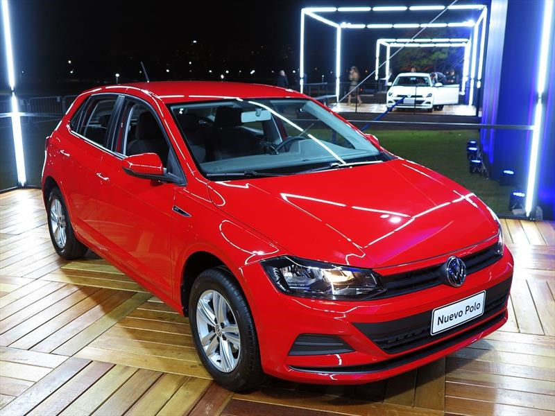 Volkswagen Polo made in Mercosur