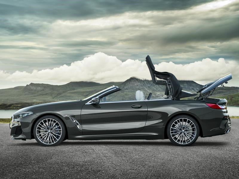 BMW Serie 8 Convertible