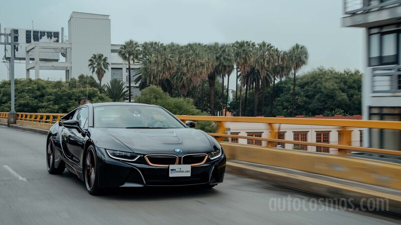 BMW i8 Ultimate Sophisto Edition 2020 a prueba