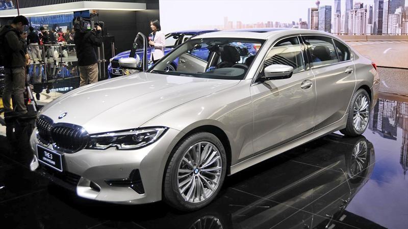 BMW 325 Li en Shanghai 2019