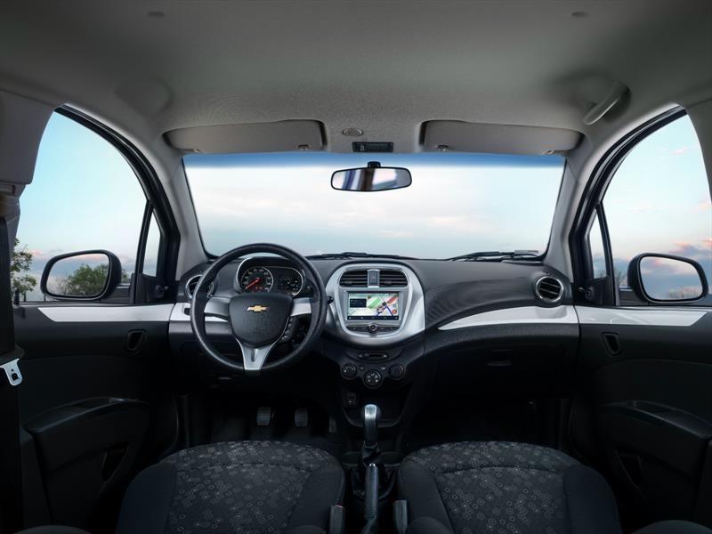 Chevrolet Spark GT ACTIV