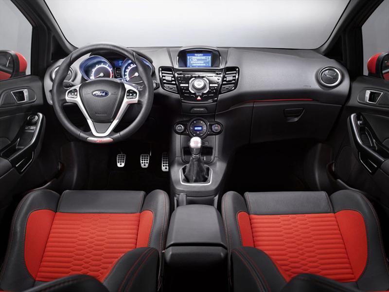 Ford Fiesta ST modelo de producción