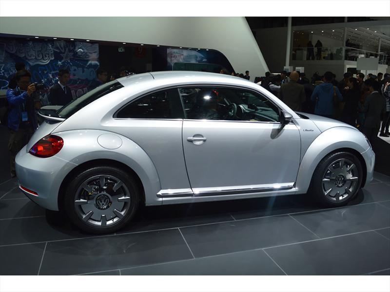 Volkswagen iBeetle 2014