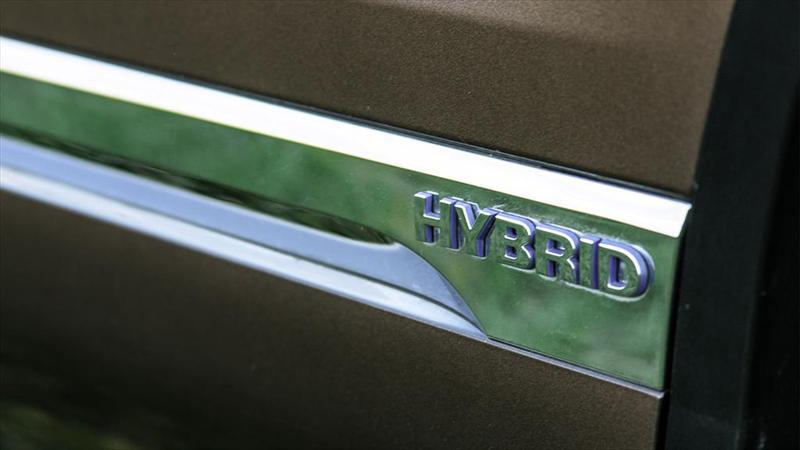 Volkswagen Touareg Hybrid 2013