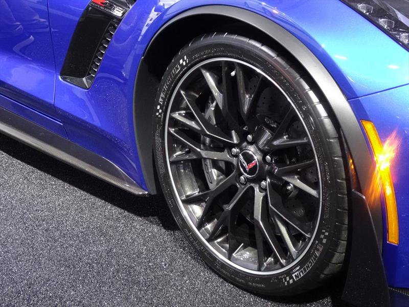 Chevrolet Corvette Stingray Z06 Convertible 2015