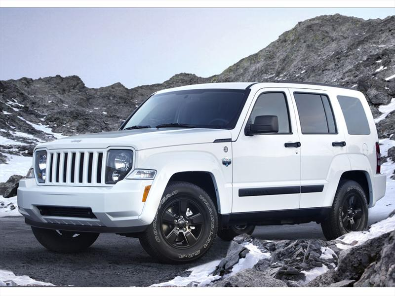 Jeep Liberty Artic 2012