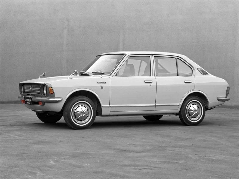 Toyota Corolla 2ª generación -1970-1974-