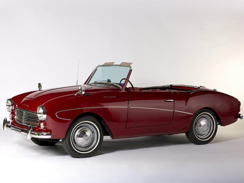 Datsun Fairlady Sport (SPL213) 1961
