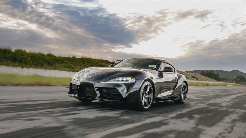 Toyota Supra 2020 a prueba en México