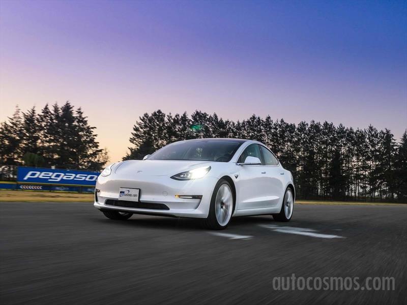 Tesla Model 3 en México
