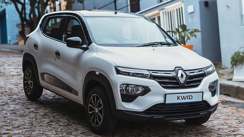 Renault Kwid 2021
