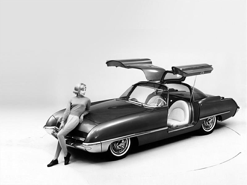 Retro Concepts: Ford Gullwing Sports Car