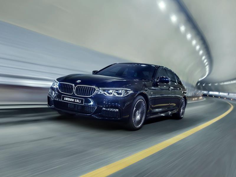 BMW Serie 5 LWB 2018