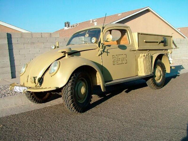 Volkswagen pickups
