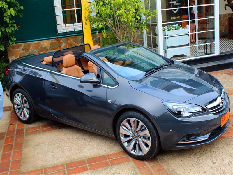 Opel Cascada. Lanzamiento en Chile
