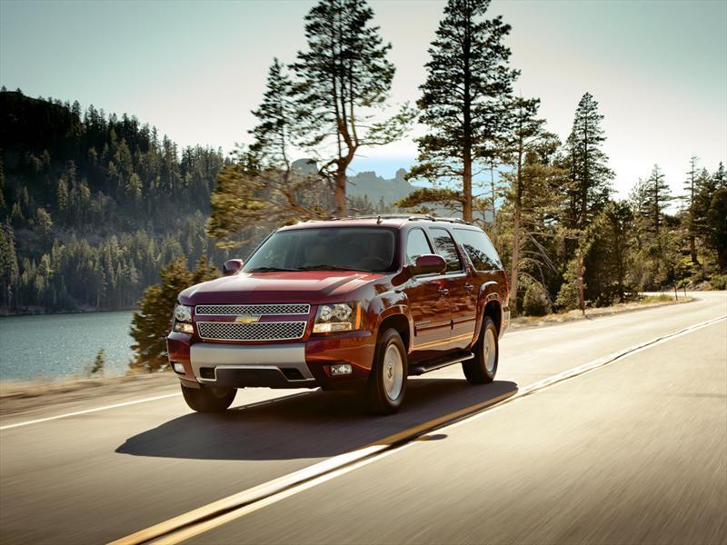 Top 10: Chevrolet Suburban