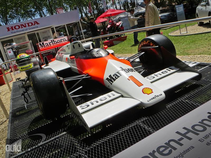 Honda en Autoclásica 2013