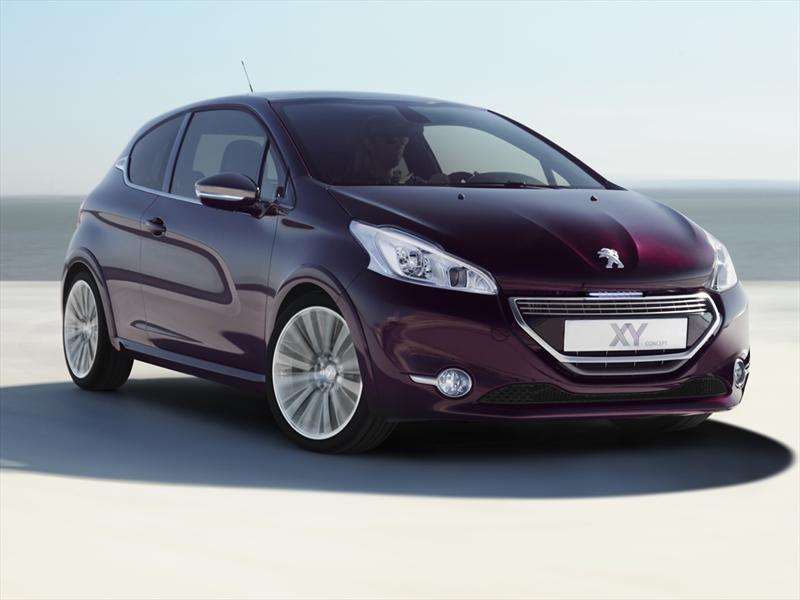 Peugeot 208 XY y GTi debutan en Ginebra