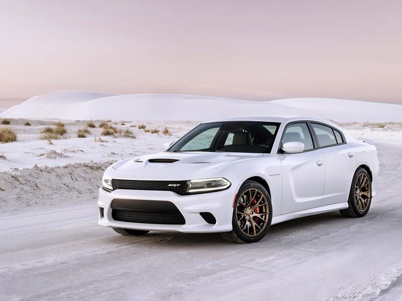 Nuevo Dodge Charger SRT Hellcat