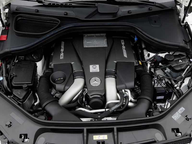 Mercedes-Benz GL63 AMG 2013