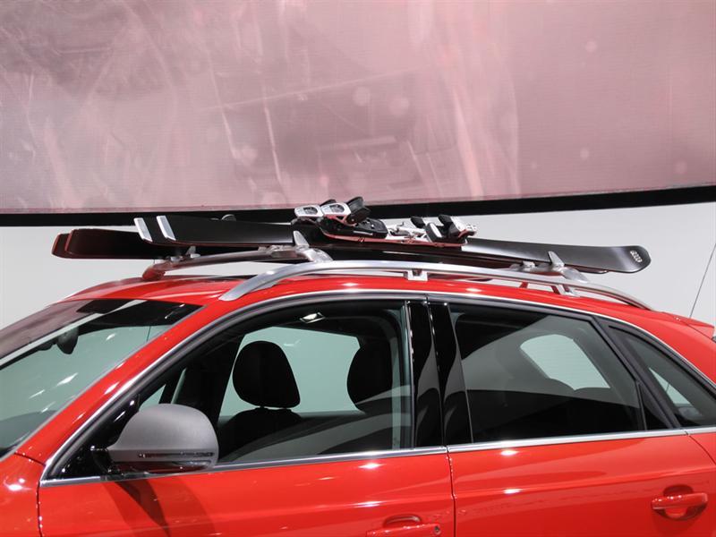 Audi Q3 Vail Concept en Detroit 2012