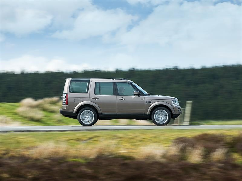 Land Rover Discovery 4 - 2008