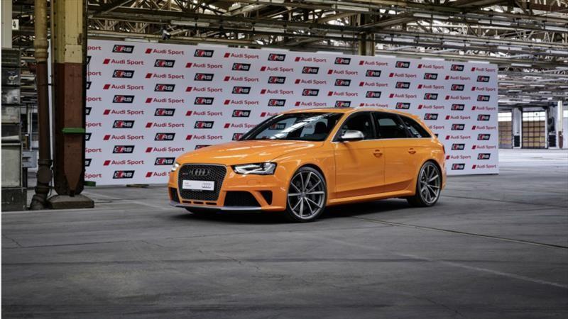 Audi RS cumple 25 años