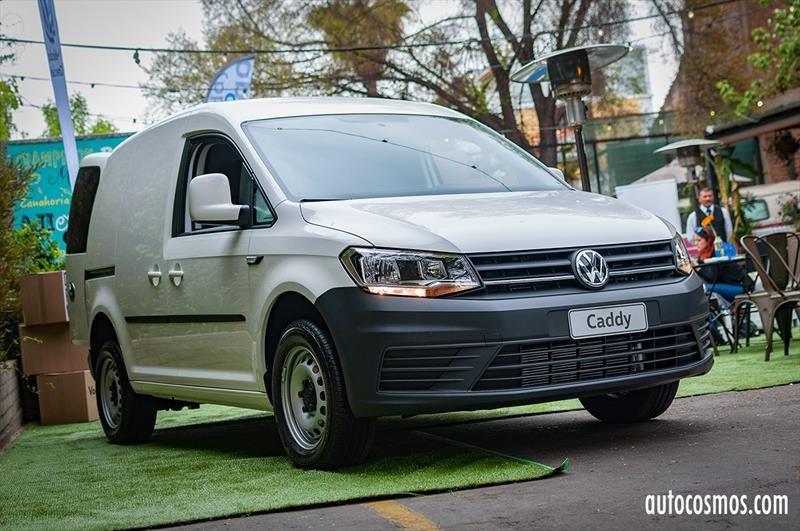 Volkswagen Caddy 2019 - Lanzamiento en Chile