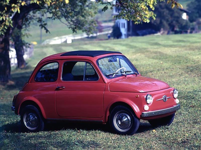 Fiat 500 F 1965-1968