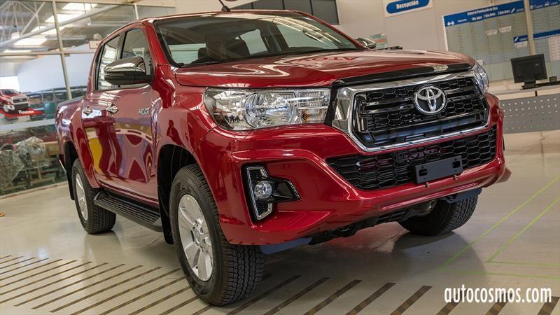 Toyota Hilux 2020 en Chile
