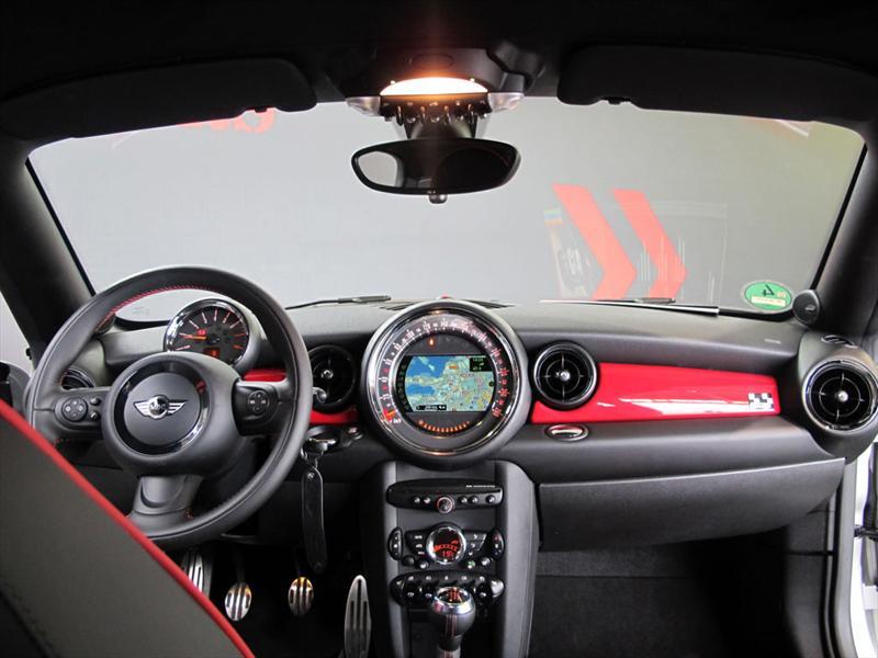 MINI Cooper S Coupé 2012 primer contacto
