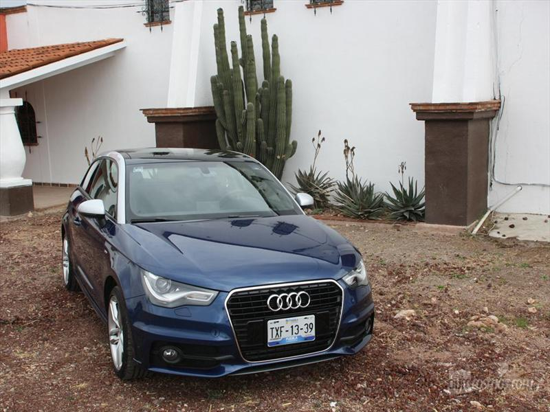 Audi A1 S-Line 2012 a prueba
