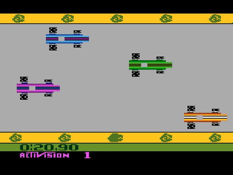 Top 10: Grand Prix (Atari)