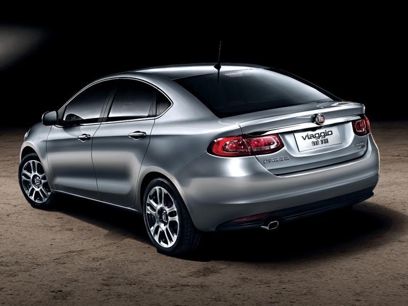 Fiat Viaggio debuta en el Salón de Beijing 2012
