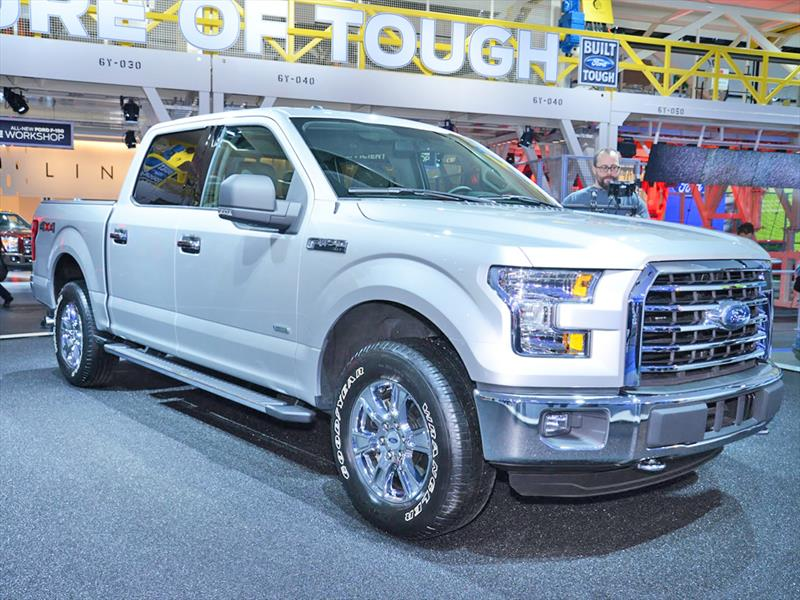 Top 10: Ford F-150 2015
