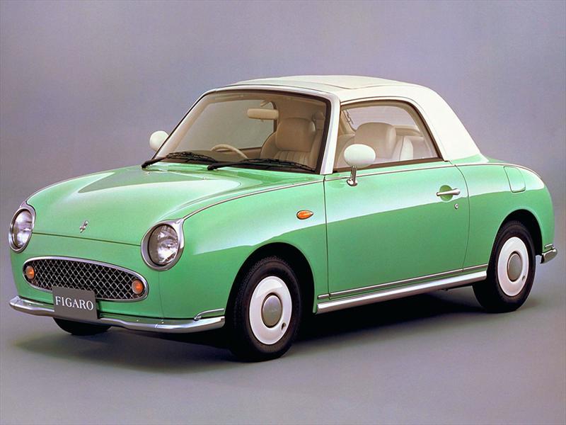 Top 10: Nissan Figaro