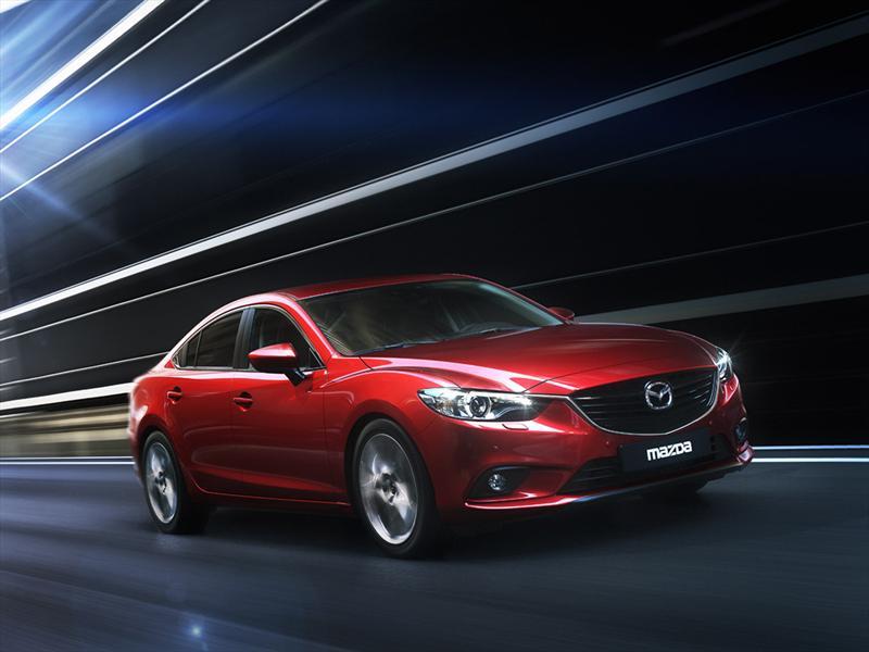 Top 10: Mazda6 2014